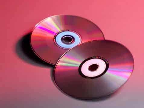 cd dvd music