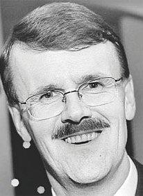 John Young, Hogan Lovells, elected senior partner in 2004