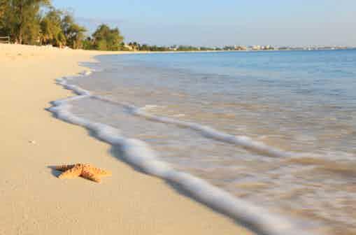 cayman beach offshore