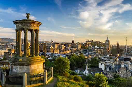 Scotland cliche