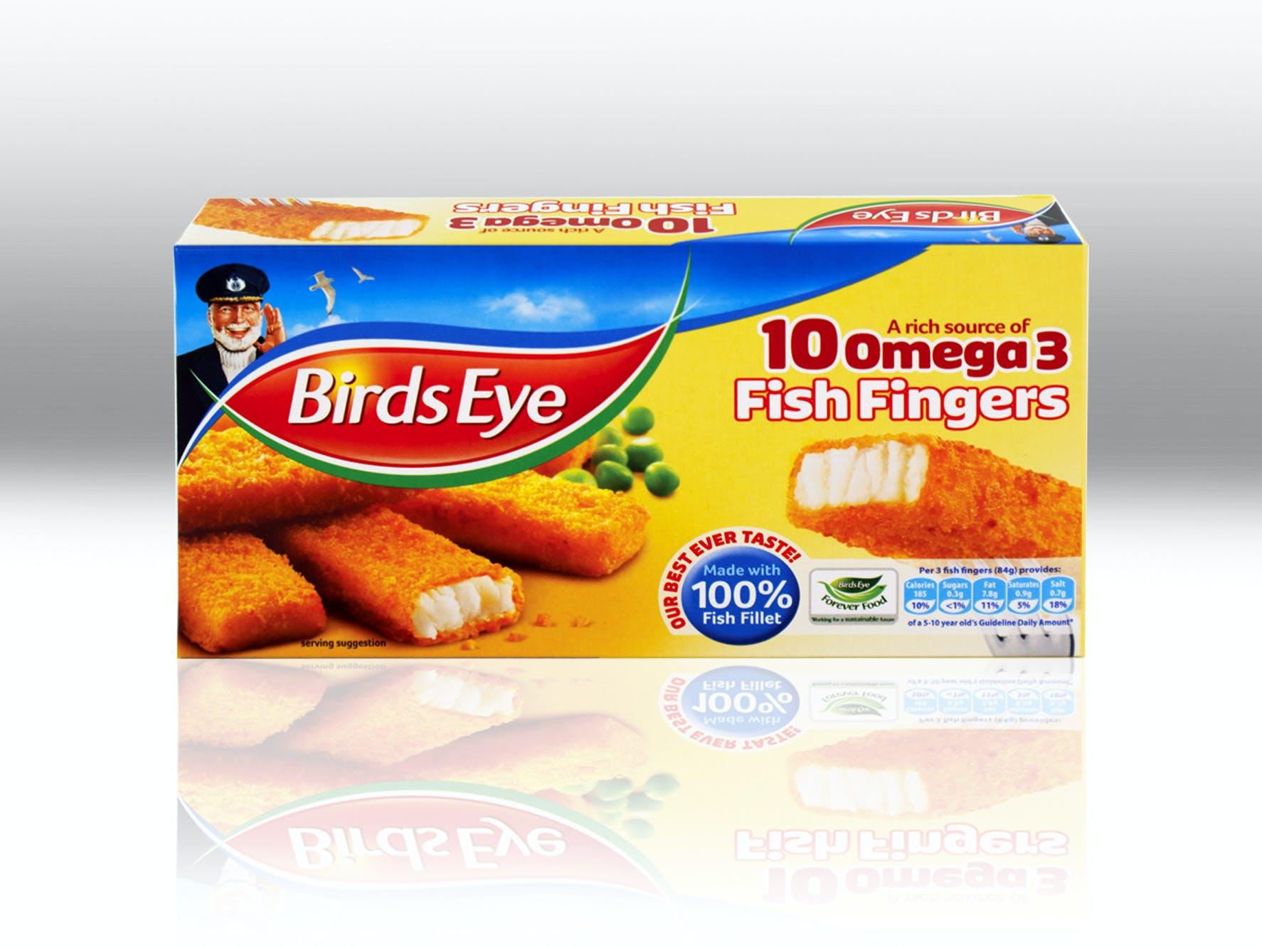 Birds Eye Iglo