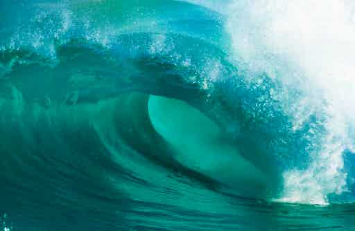 offshore wave