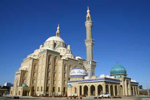 hayat mosque erbil iraq