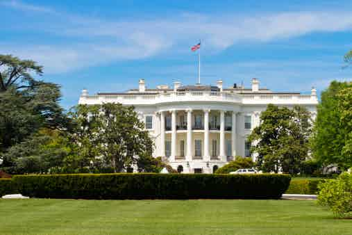 white house washington dc america united states