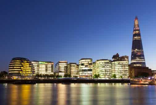 London Norton Rose LG Shard South_Bank