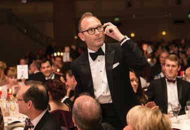Tim Eyles Awards 2013