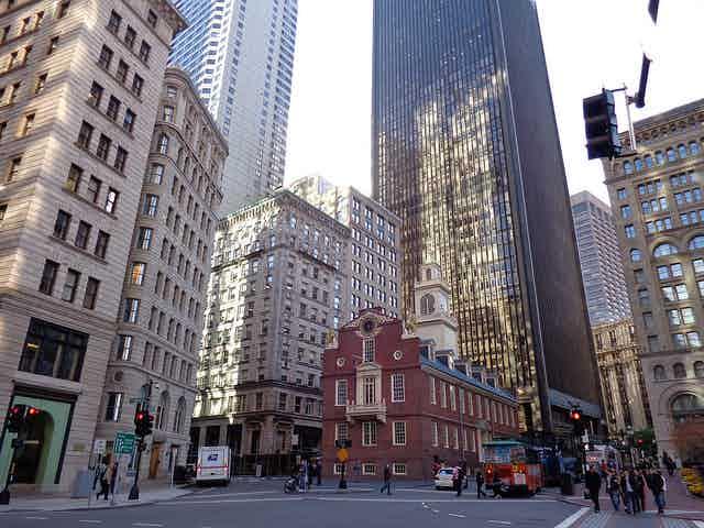 boston united states