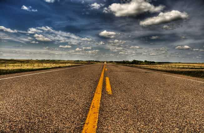 road tarmac