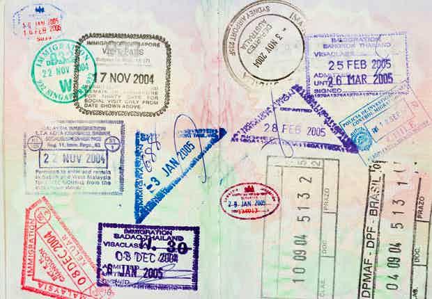 Offshore passport