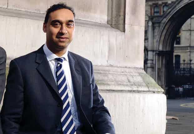 Rohan Pershad QC