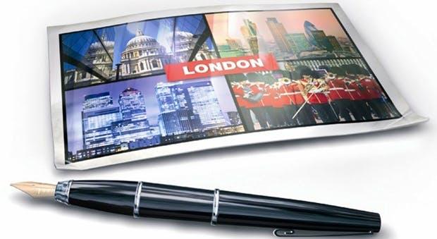 London pen
