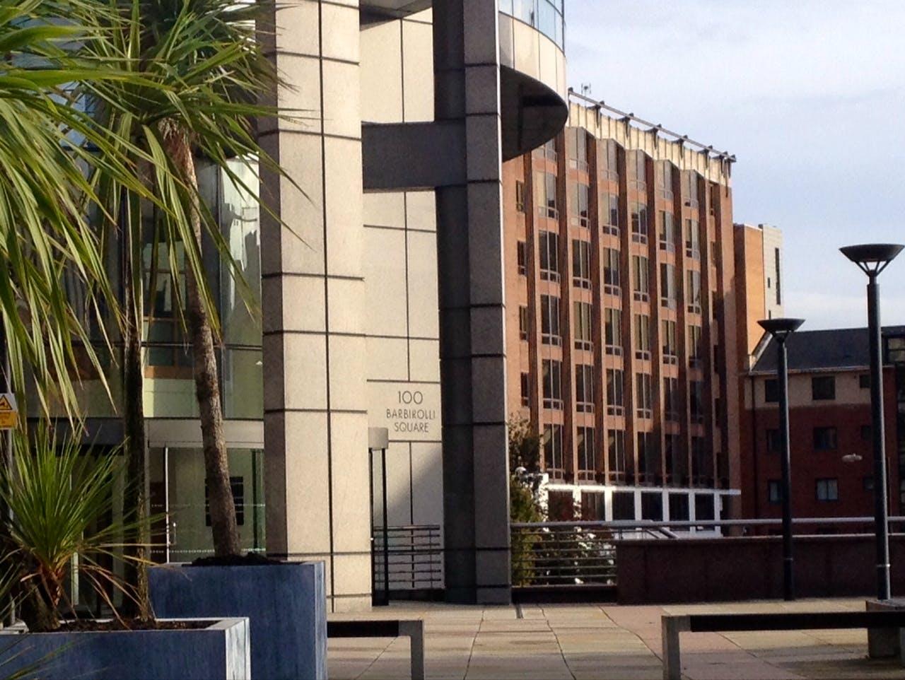 Barbirolli Square Manchester
