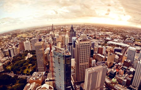 australia city