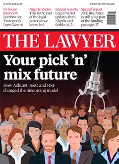 The Lawyer Cover 15-06