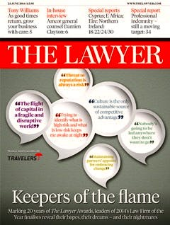 The Lawyer Cover 2306