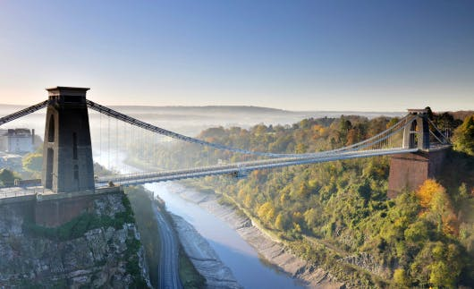 clifton suspension bridge brunel