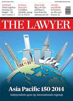 The Lawyer Cover 3006