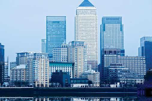 London Gherkin Thames