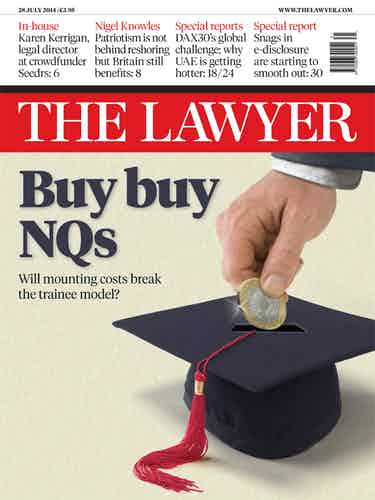 The Lawyer Cover 2807