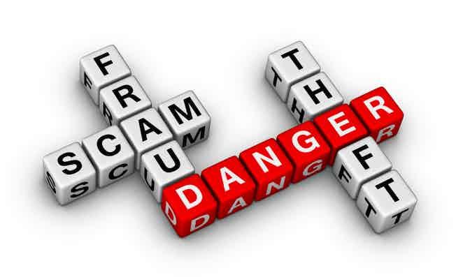scam fraud