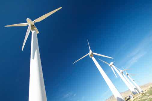 wind farm renewable