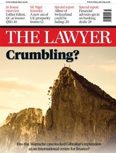 The Lawyer cover 121014