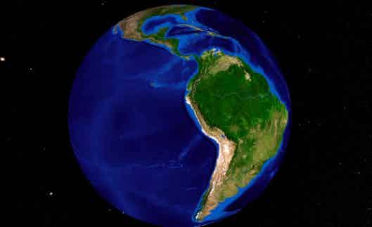 latin south america