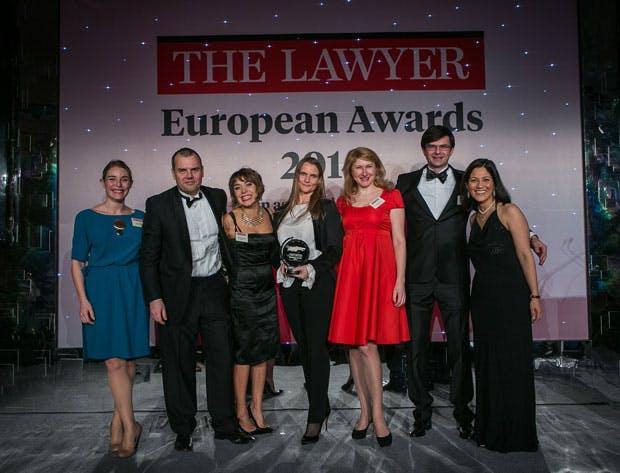 Last year's European Law Firm of the Year, Egorov Puginsky Afanasiev & Partners