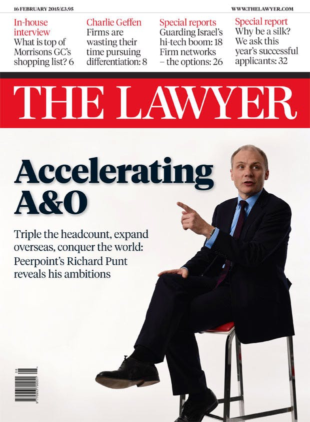 16 February 2015 cover