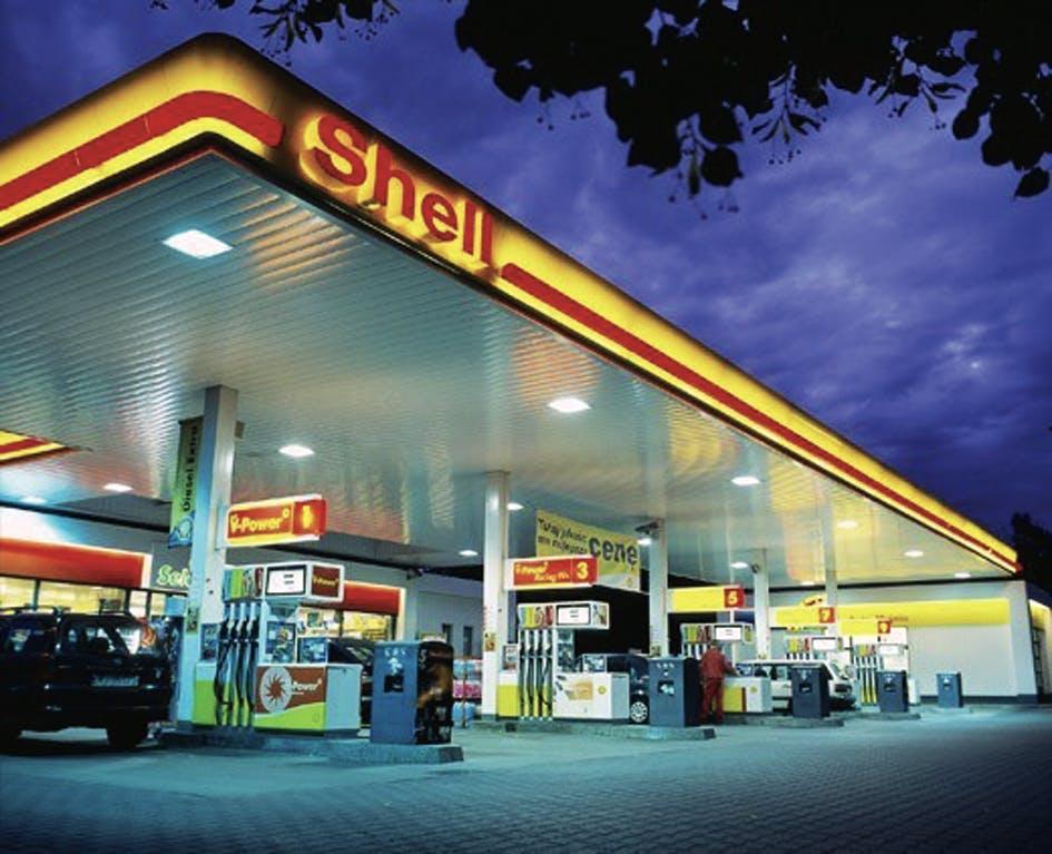 Shell energy