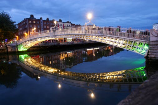 dublin bridge