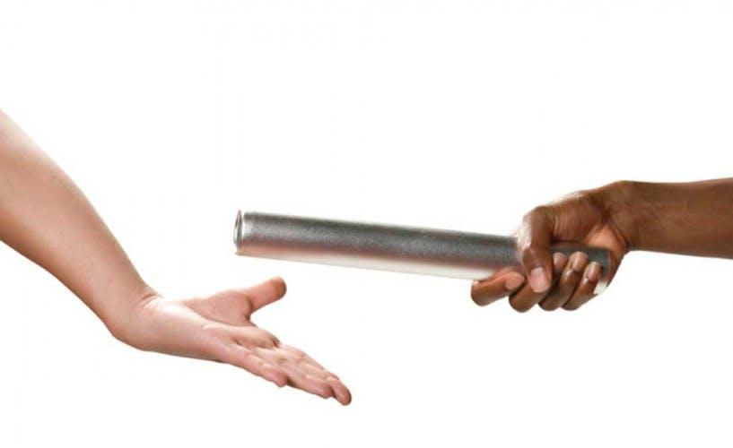 Passing the baton - legacy management