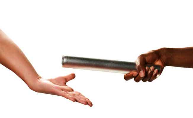 Passing the baton - legacy management