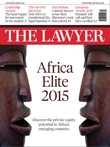The Lawyer Cover 30-04