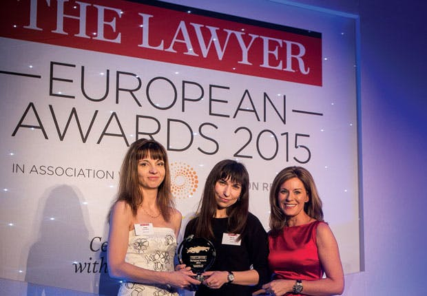 Asters took Law Firm of the Year: Ukraine and Cis 2015