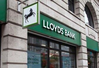 Lloyds Banks index