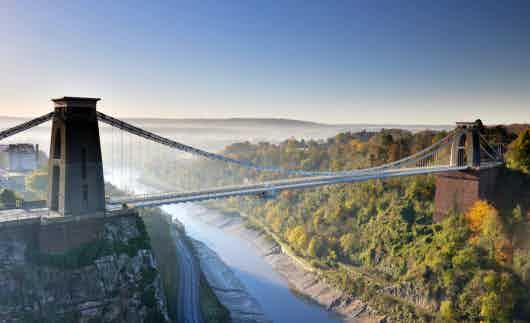 clifton suspension bridge brunel