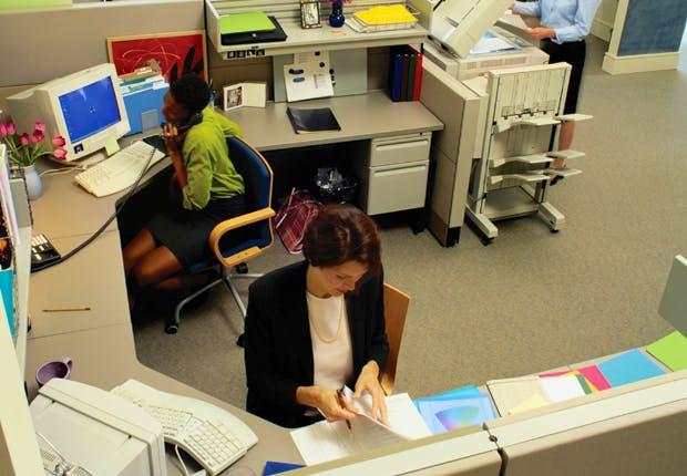Openplan office