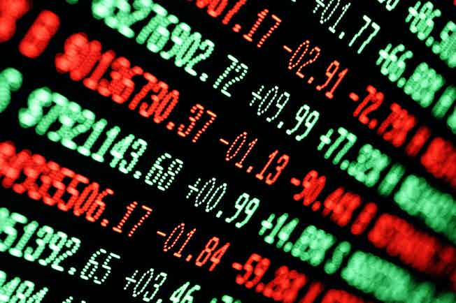 exchange trading floor stocks shares AIM FTSE