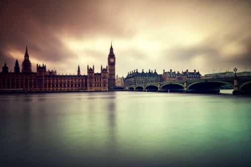 london Thames Parliament Big Ben Westminster