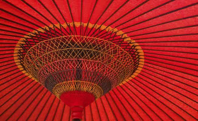 Asia Pacific umbrella