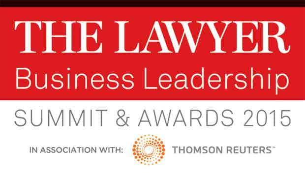 The Lawyer Business Leadership Awards 2015