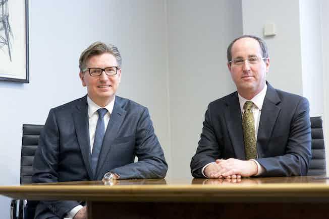 Chris Lowe & Lothar Wegener