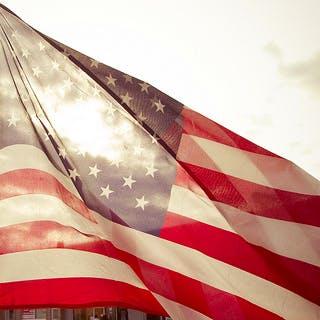 America USA flag States