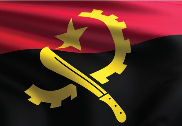 Angola flag