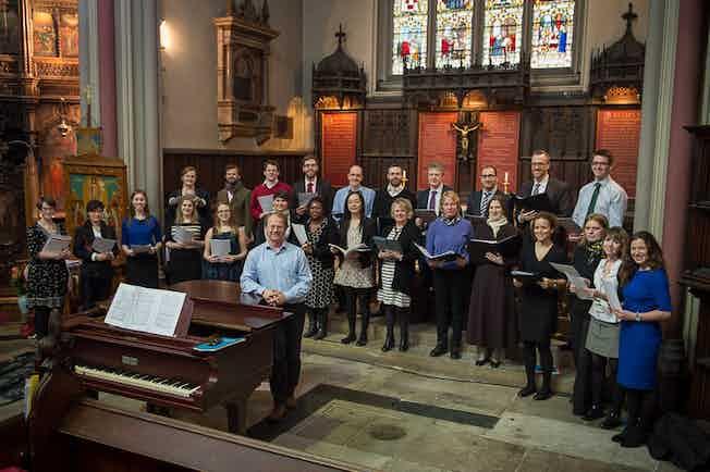 Freshfields choir