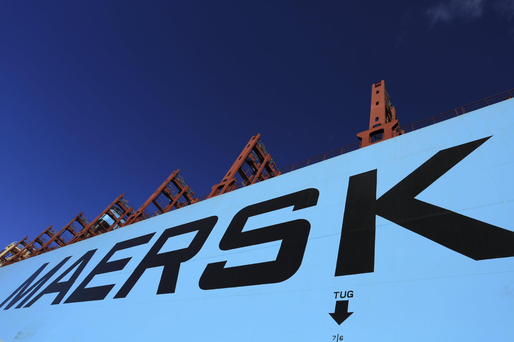 Shipping giant Maersk launches drive to cut legal costs and adviser