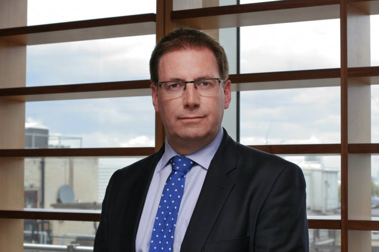 Olswang CEO Paul Stevens