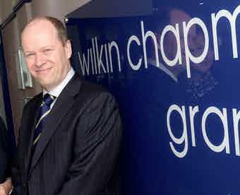Des Mannion, Wilkin Chapman