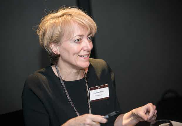 Catrin Griffiths, The Lawyer